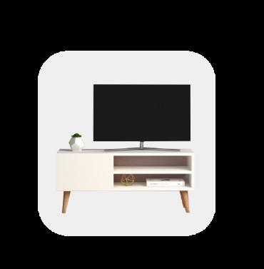 TV unit & Consol